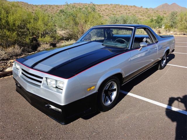 1985 Chevrolet El Camino | 931037