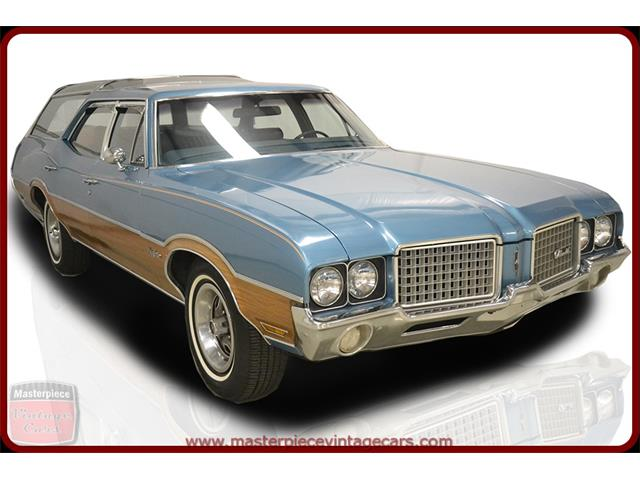 1972 Oldsmobile Vista Cruiser Station Wagon | 931043