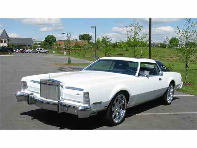 1976 Lincoln Continental Mark IV | 931049
