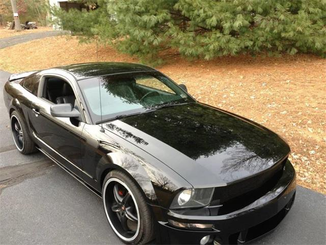 2007 Ford Mustang | 930105