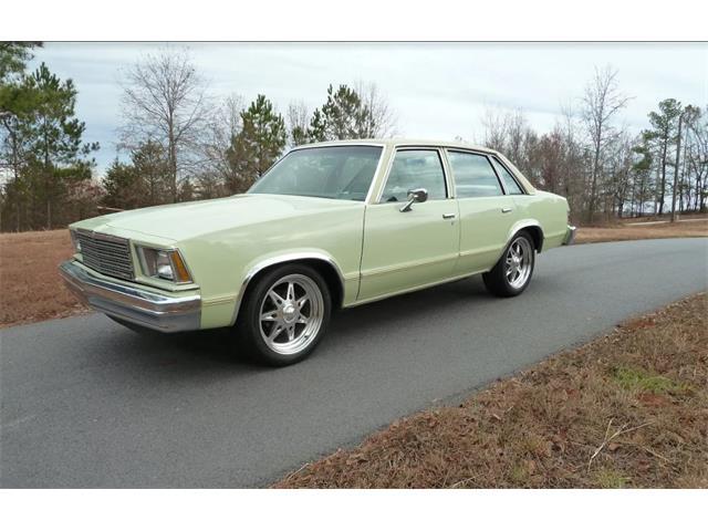 1979 Chevrolet Malibu Classic | 931050