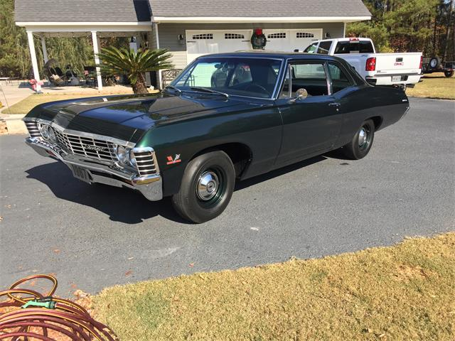 1967 Chevrolet Bel Air | 931051
