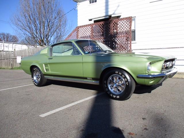 1967 Ford Mustang GTA | 931058