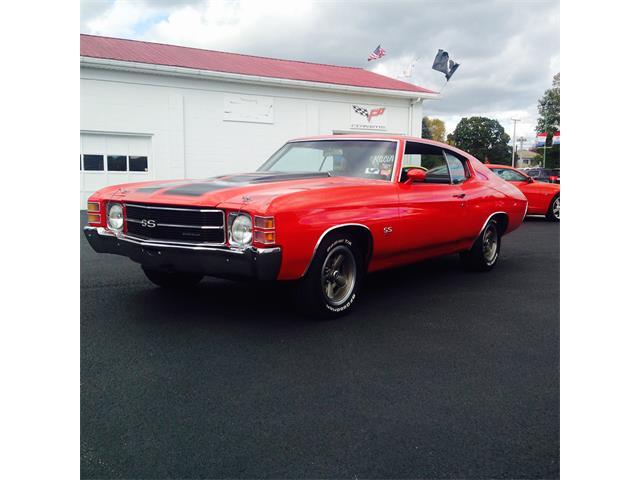 1971 Chevrolet Chevelle SS | 931068
