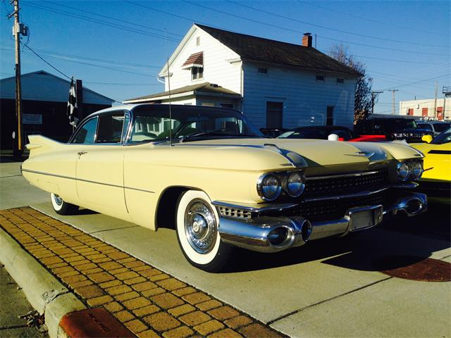 1959 Cadillac Coupe DeVille | 931070
