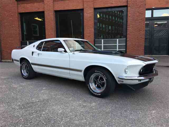 1969 Ford Mustang Mach 1 | 931080