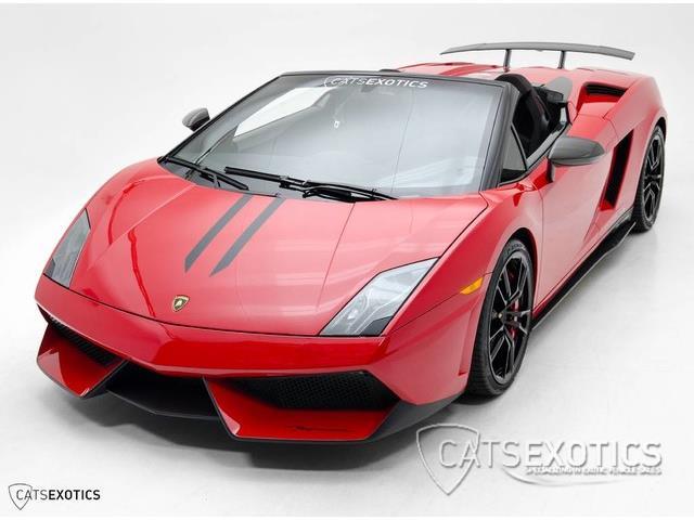 2013 Lamborghini Gallardo | 930110