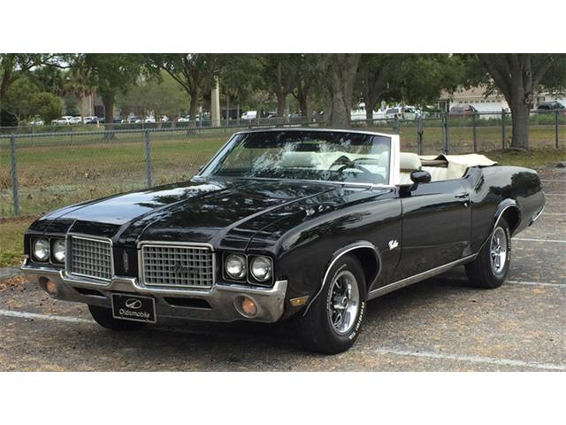 1972 Oldsmobile Cutlass Supreme | 931101
