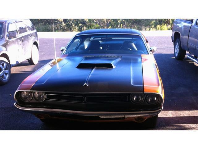 1971 Dodge Challenger R/T | 931108