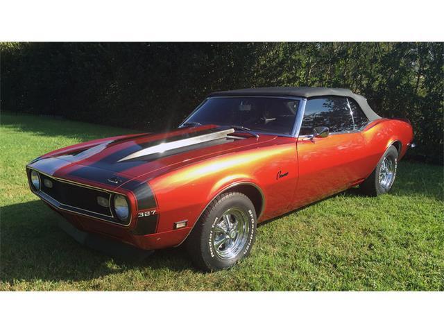 1968 Chevrolet Camaro | 931111