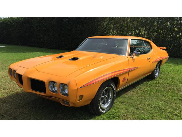 1970 Pontiac GTO | 931112