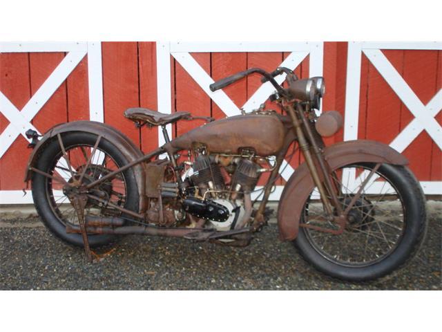 1929 Harley-Davidson JD Model | 931115