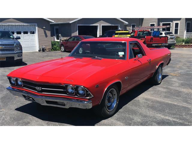 1969 Chevrolet El Camino SS | 931124
