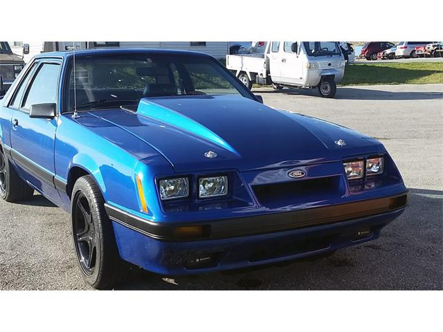 1984 Ford Mustang | 931127