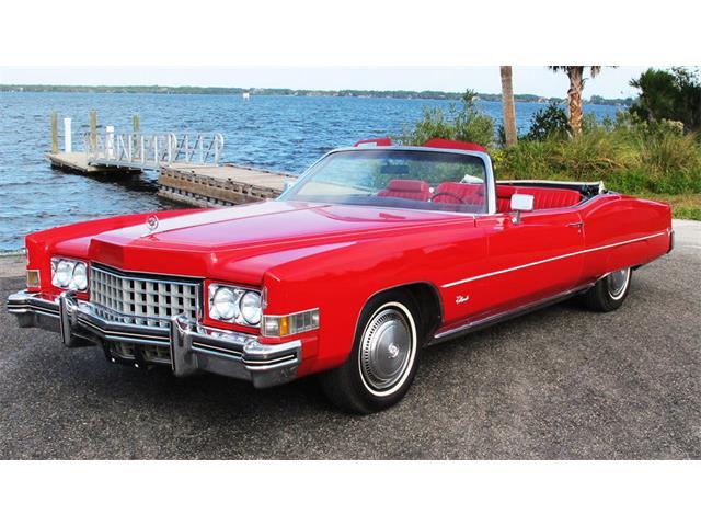 1973 Cadillac Eldorado | 931132