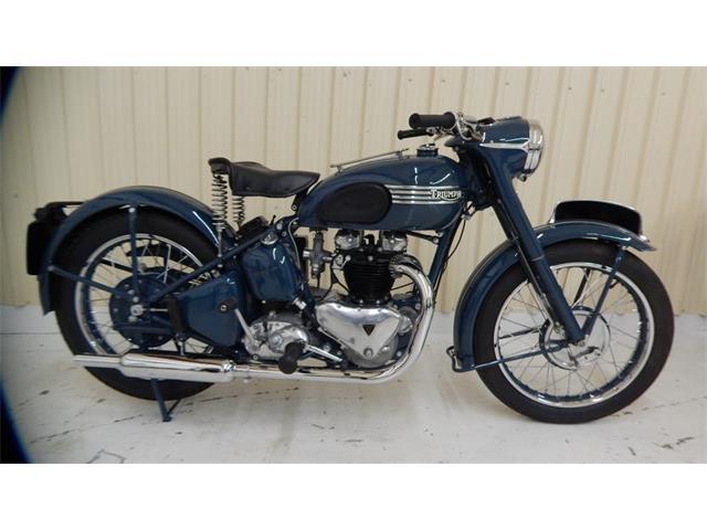 1950 Triumph Thunderbird   931134