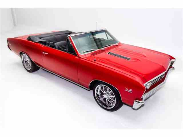 1967 Chevrolet Chevelle | 930114