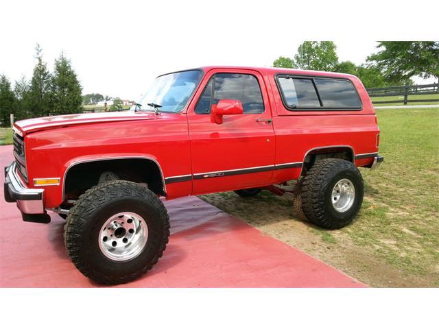1991 Chevrolet Blazer | 931151