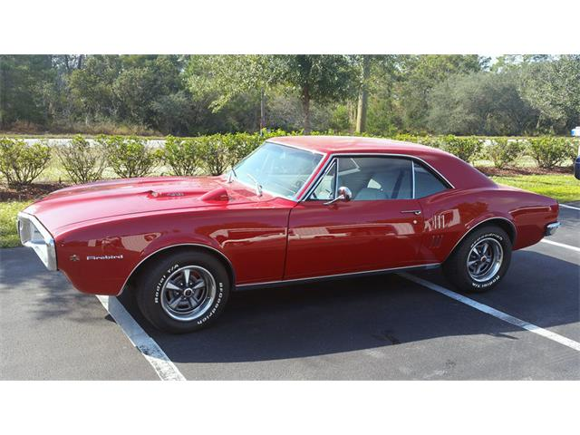 1967 Pontiac Firebird | 931155