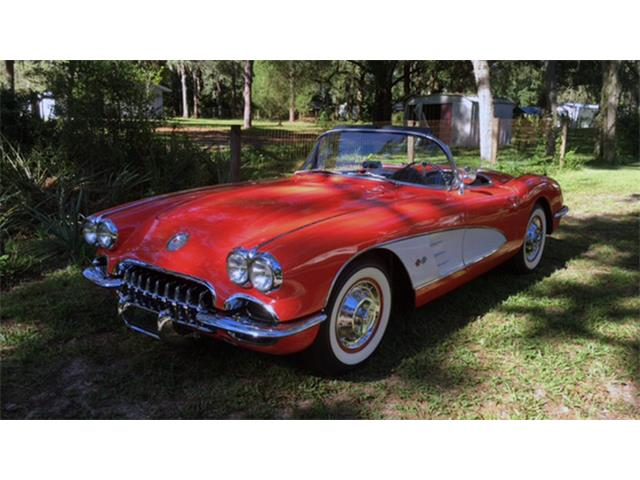 1958 Chevrolet Corvette | 931156