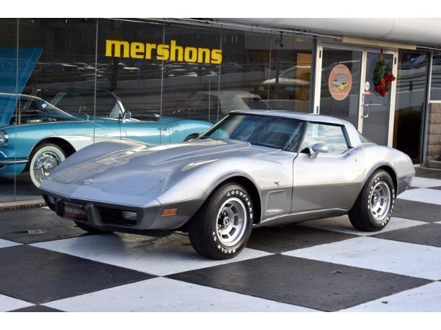 1978 Chevrolet CorvetteSilver Anniversary | 931176