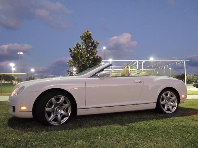 2008 Bentley Continental GTC | 931179