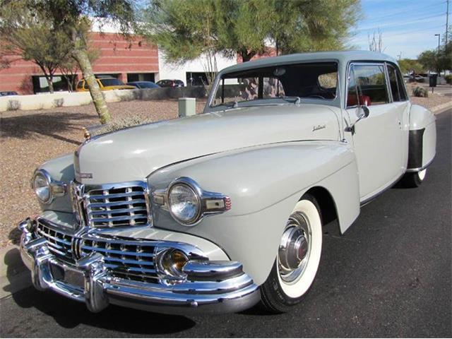 1946 Lincoln Continental | 931185