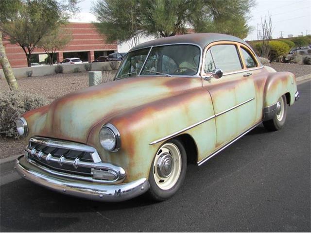1952 Chevrolet Styleline | 931188