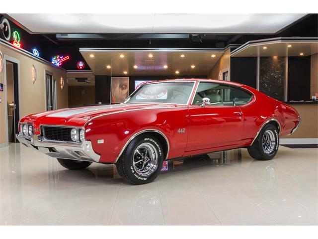 1969 Oldsmobile 442 | 931197