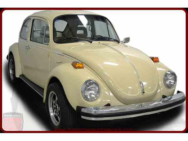 1974 Volkswagen Super Beetle | 930012