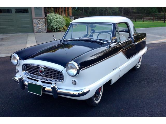 1960 Nash Metropolitan | 930121