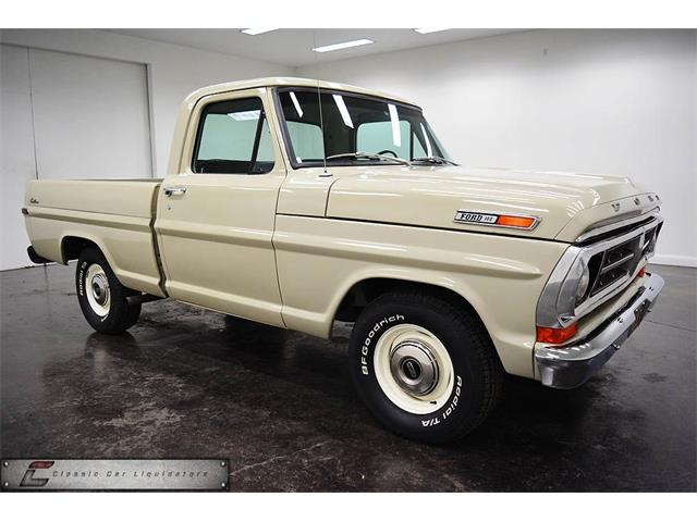 1971 Ford F100 | 931215