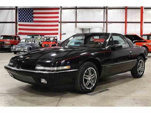 1989 Buick Reatta | 931217