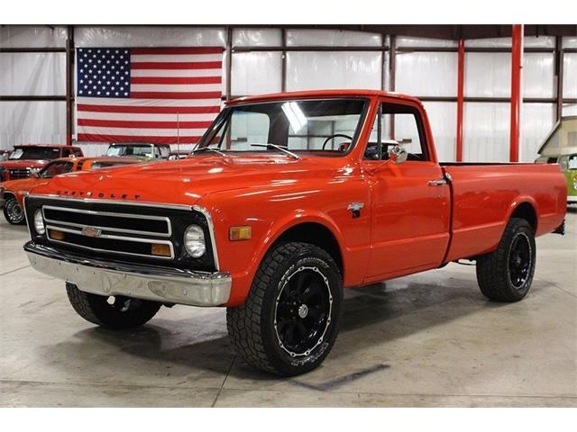 1968 Chevrolet K-20 | 931218