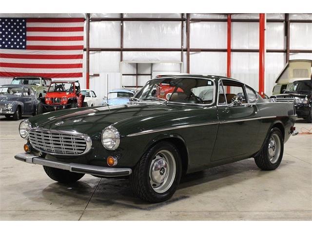1968 Volvo P1800E   931219