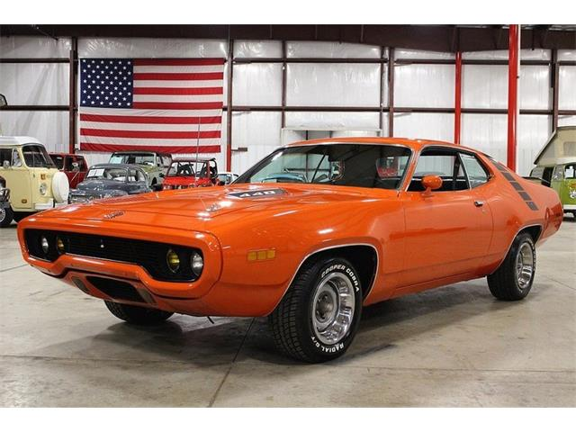 1971 Plymouth Road Runner | 931220