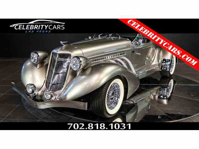 1936 Auburn Boattail | 931227