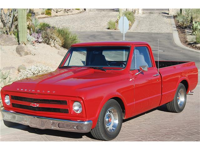 1967 Chevrolet Custom   930123