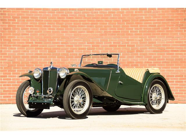 1947 MG TC | 931236