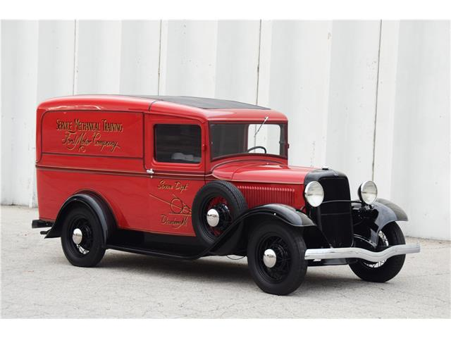 1933 FORD SERIES 46   931237