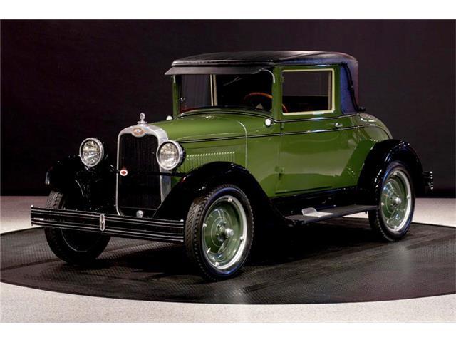 1928 Chevrolet National | 931240
