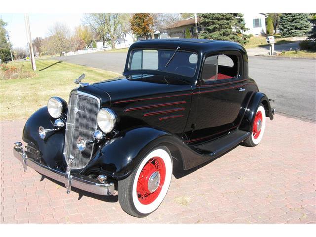 1935 Chevrolet 3-Window Pickup | 931241