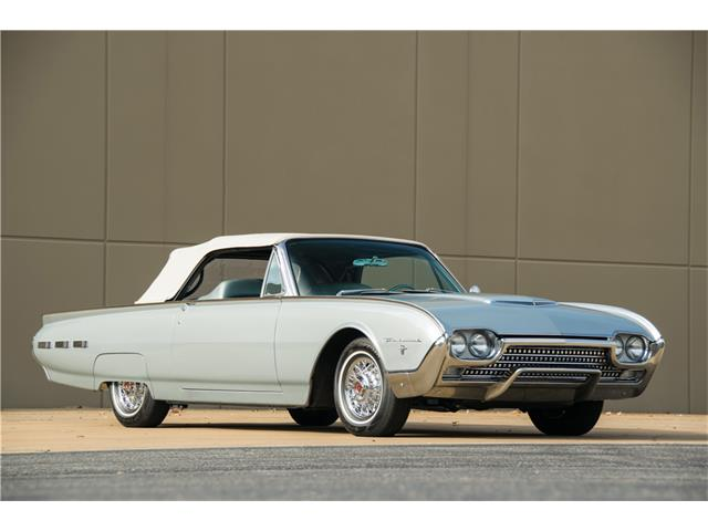 1962 Ford Thunderbird | 931249