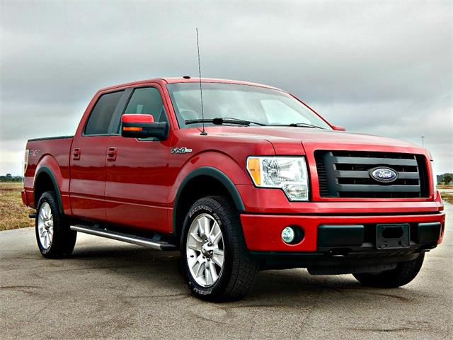 2010 Ford FX4 | 931251