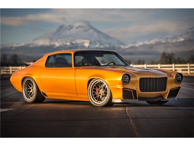 1971 Chevrolet Camaro | 931259