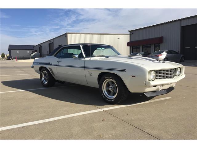 1969 Chevrolet Camaro | 930126