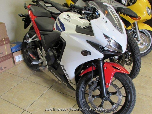 2014 Honda CBR 500R   931262
