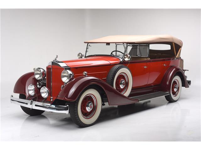1934 Packard Eight | 931267