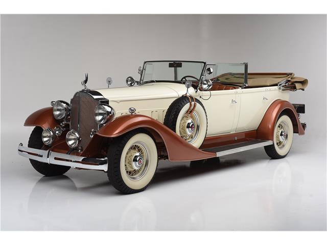 1933 Packard Super Eight | 931268