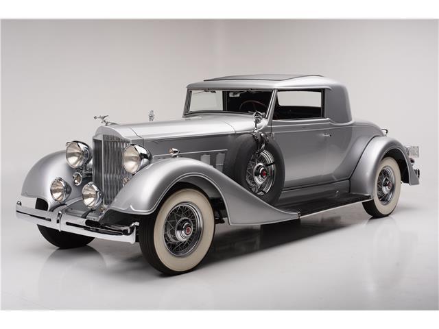 1934 Packard Eight | 931269